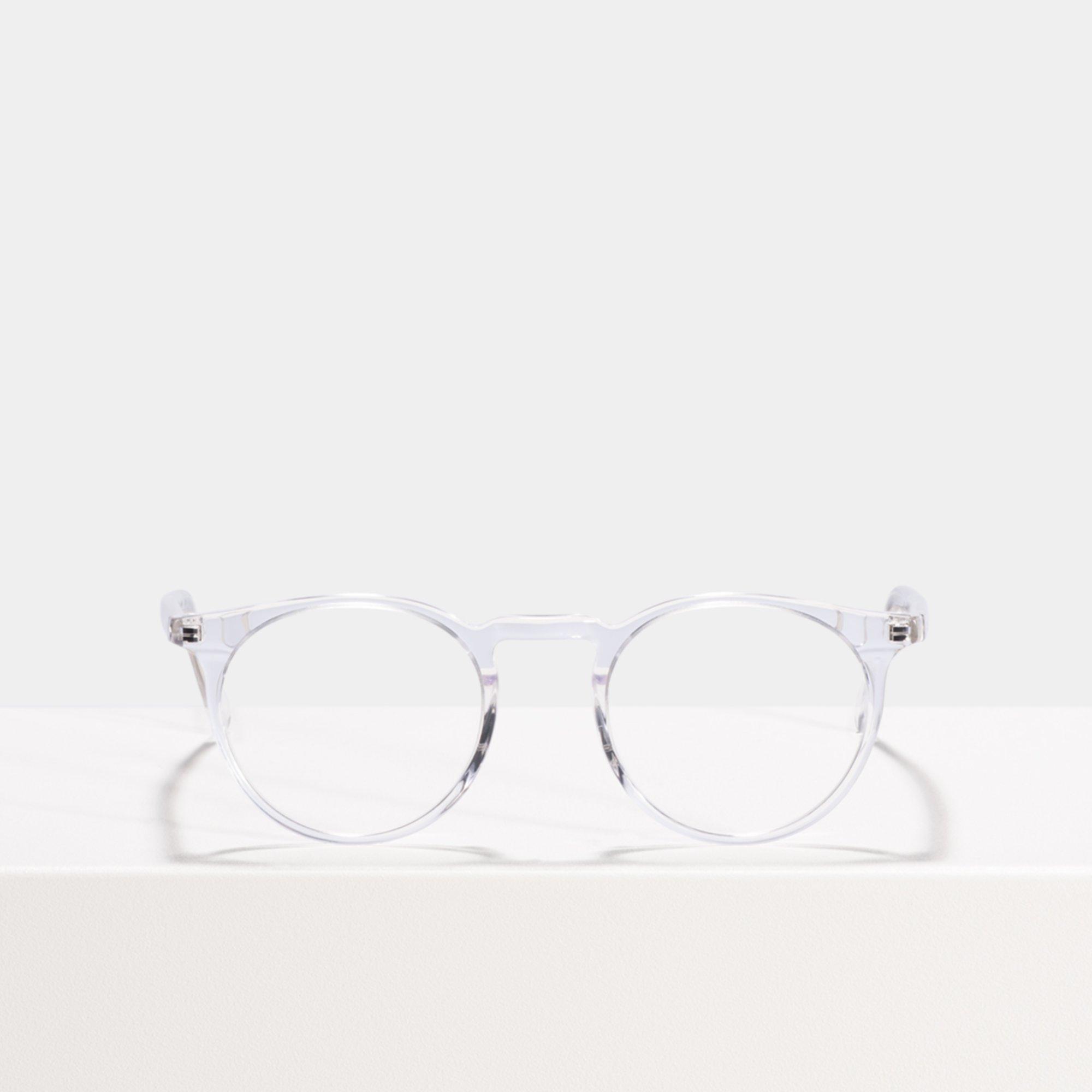 Ace & Tate Glasses   rund Acetat in Transparent