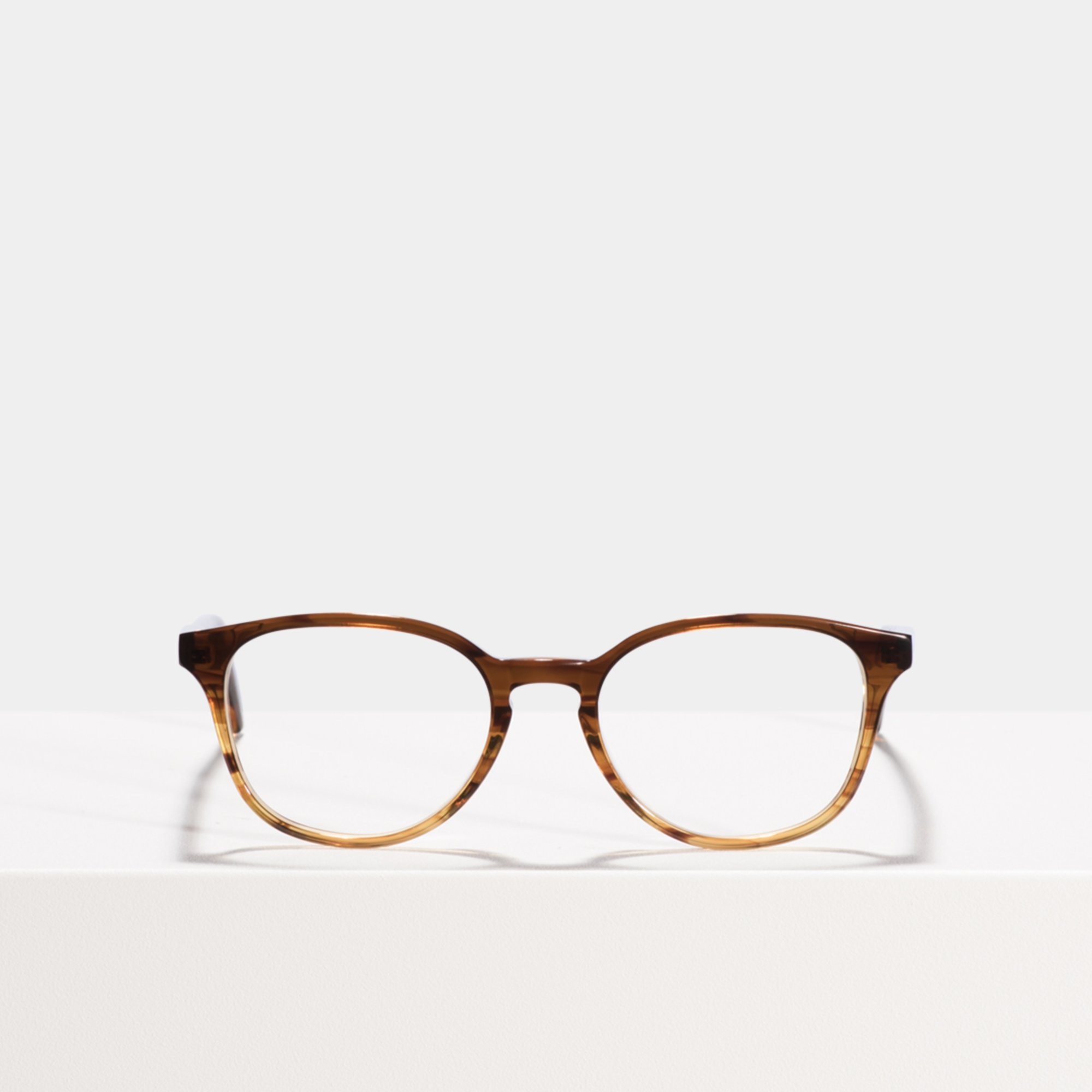 Ace & Tate Glasses    acetate in Brown, Orange
