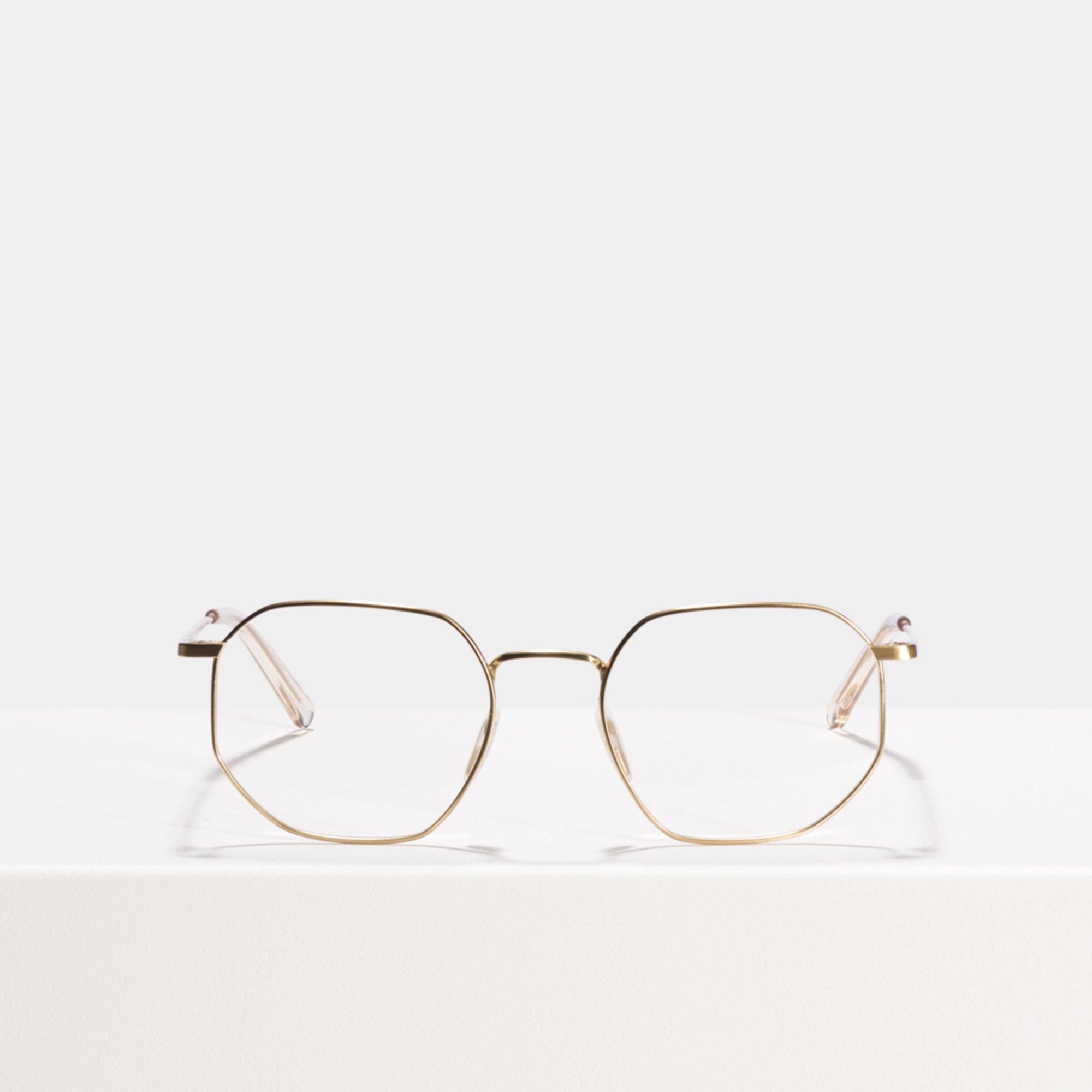 Ace & Tate Glasses    titanium in Gold