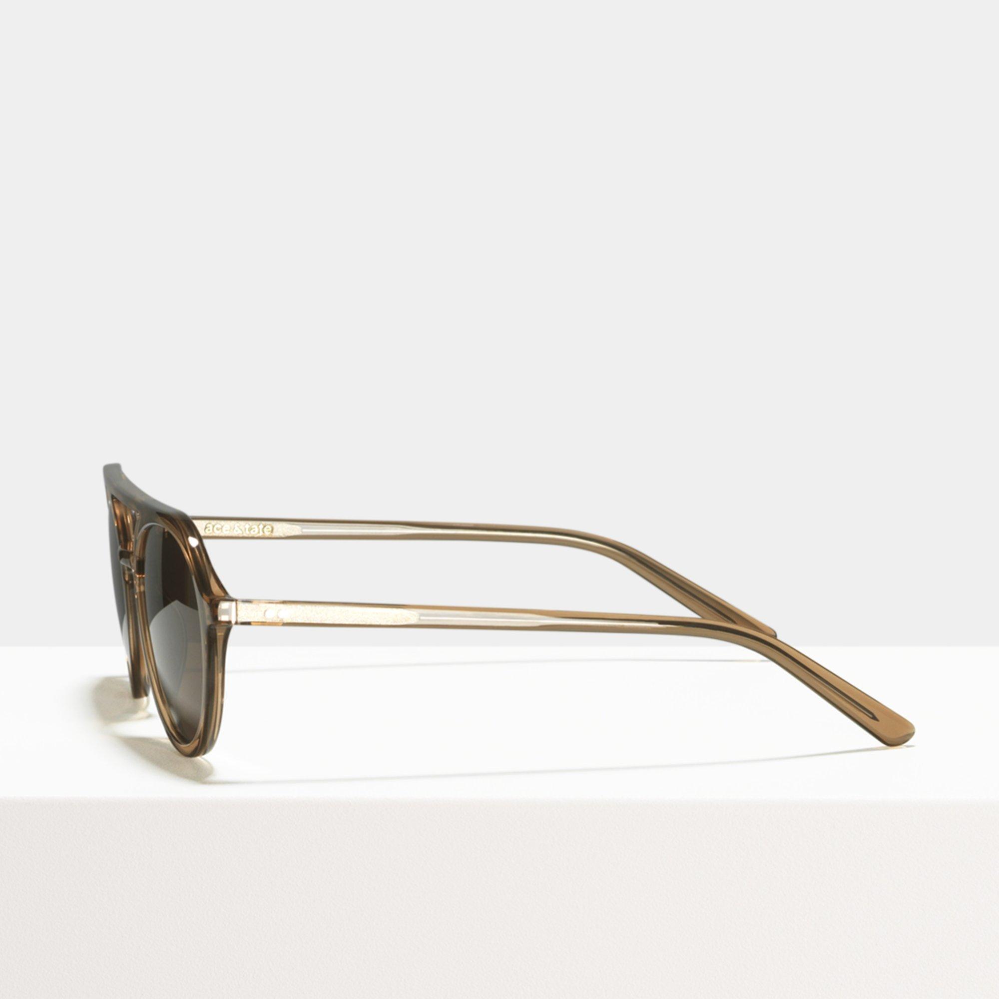 Ace & Tate Sunglasses |  acetate in Brown