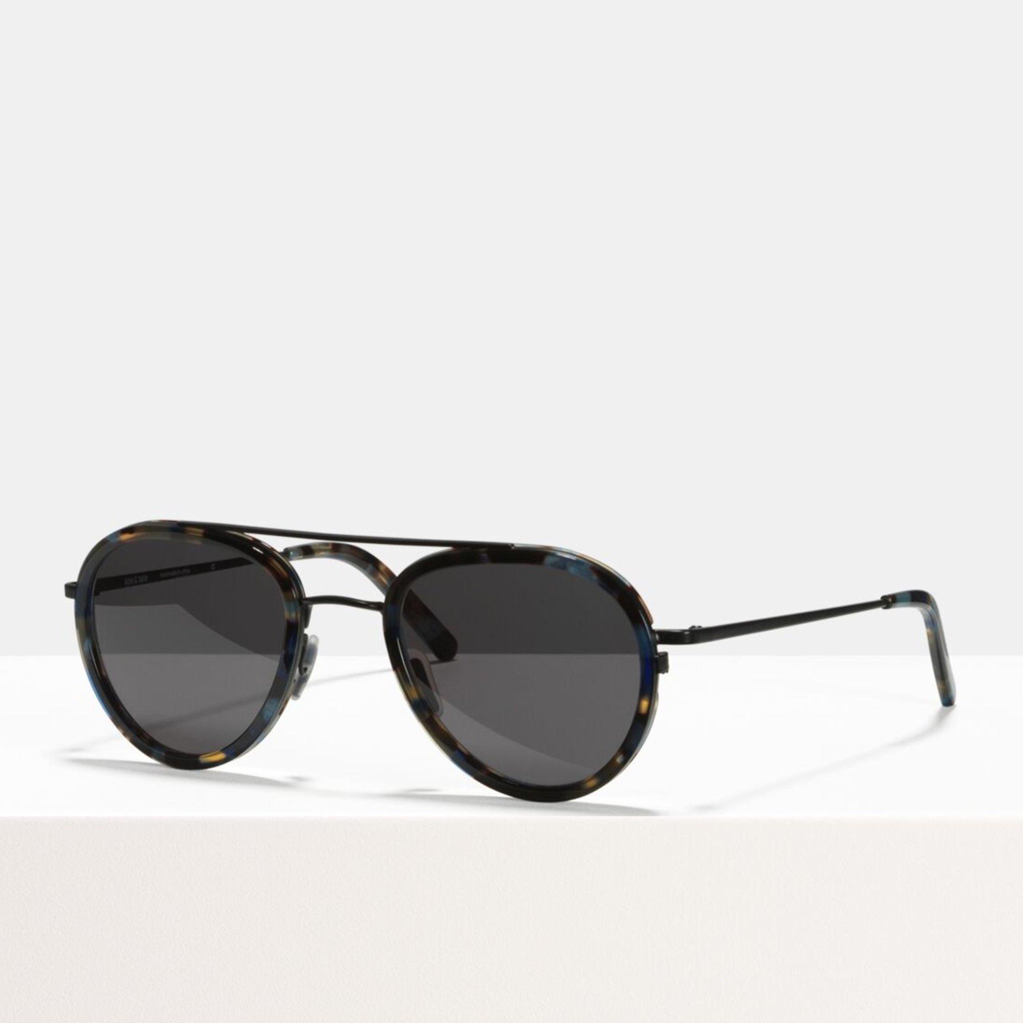 Ace & Tate Sunglasses |  combi in Black, Blue