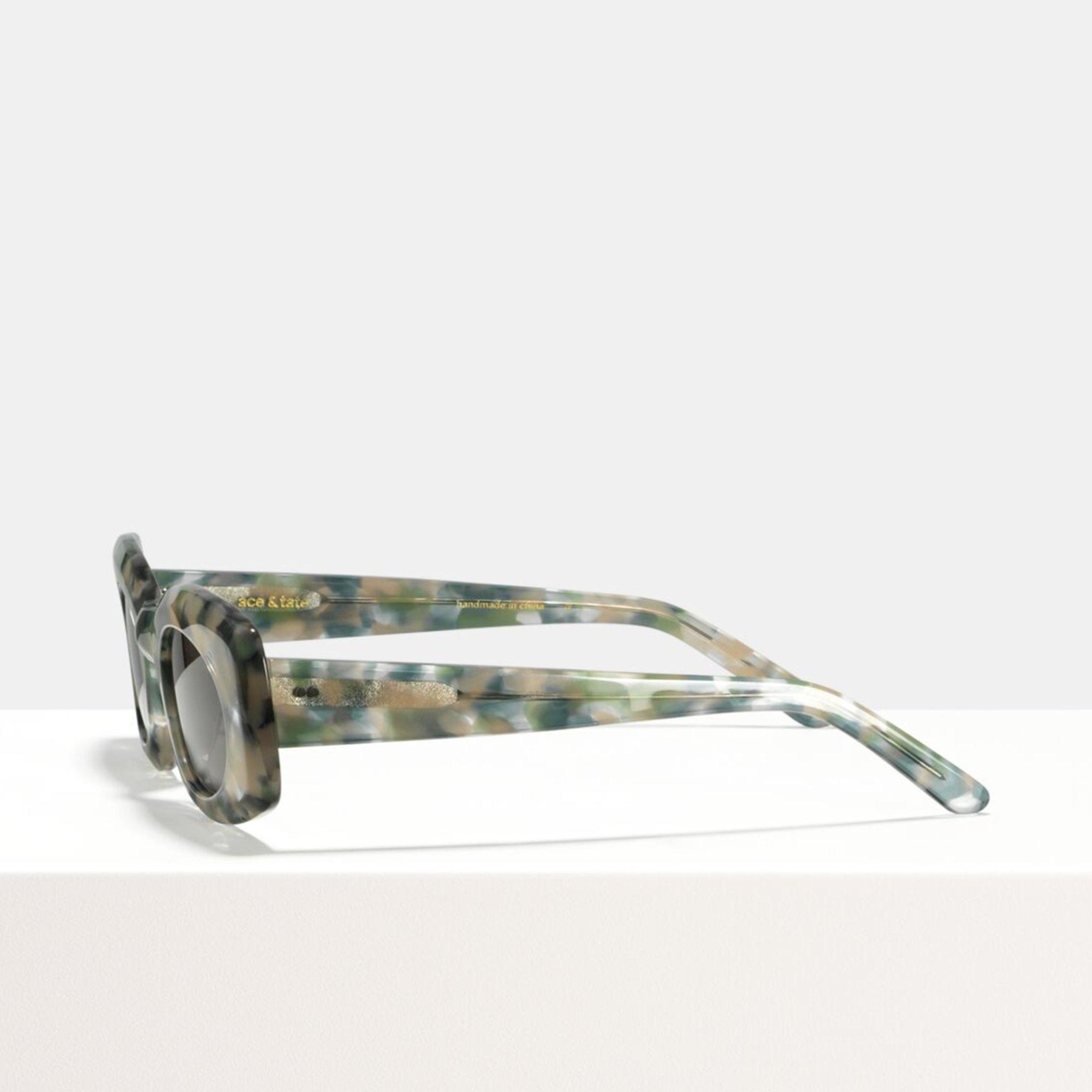 Ace & Tate Sunglasses |  acetate in Beige, Blue, Green, Grey