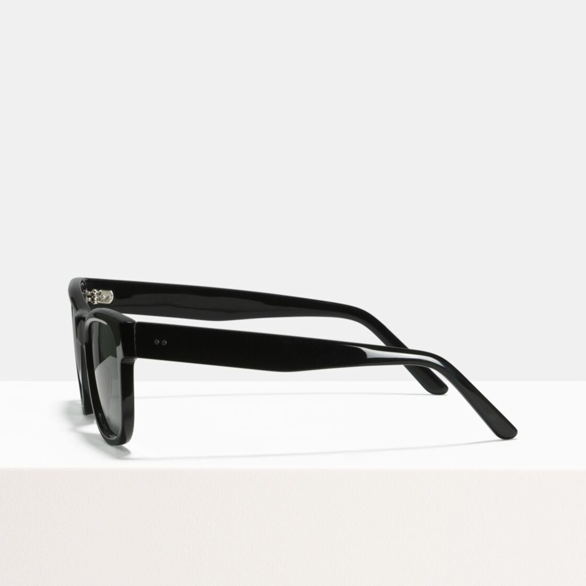 Ace & Tate Sunglasses | rechteckig Acetat in Schwarz