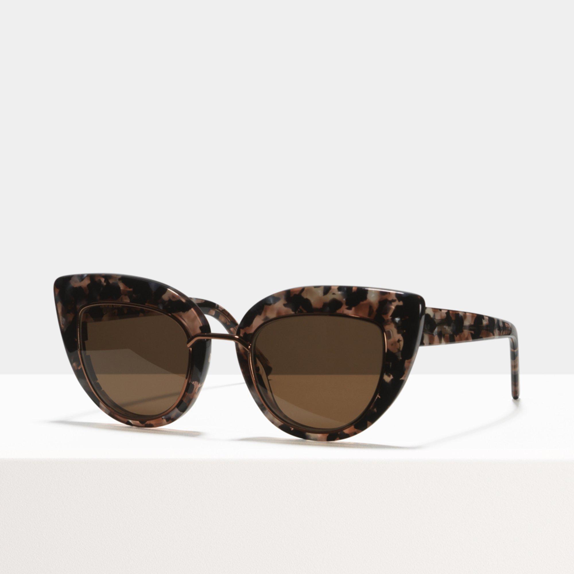 Ace & Tate Sunglasses |  acetate in Beige, Brown, Green, Pink