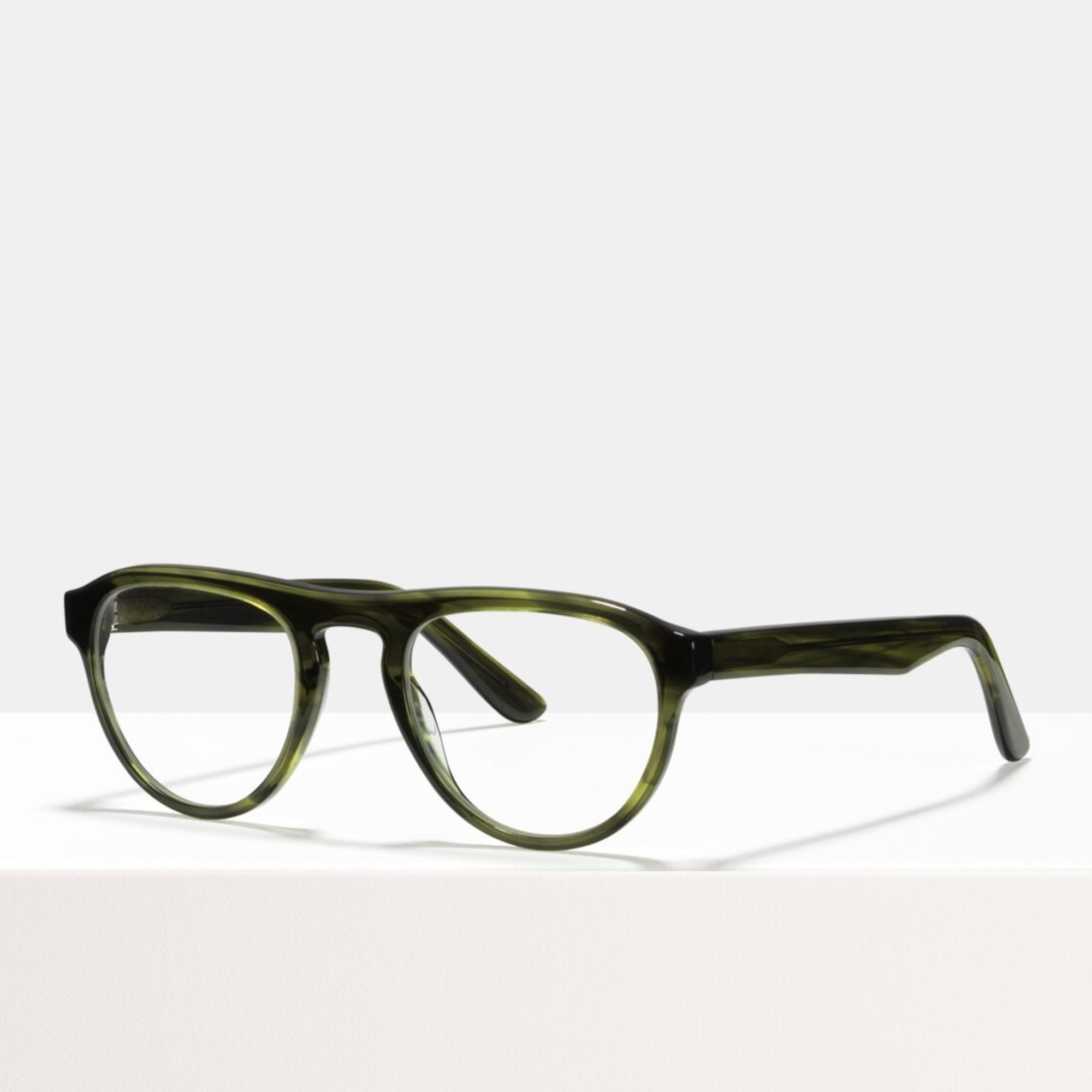 Ace & Tate Glasses    acetate in Green