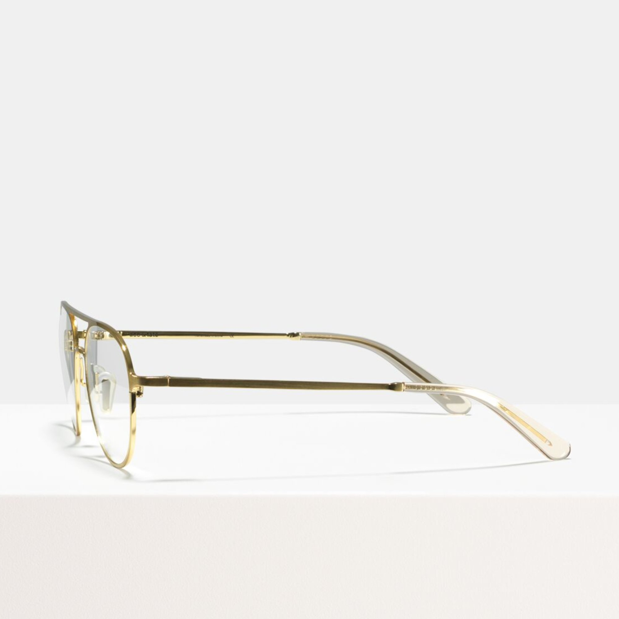 Ace & Tate Glasses    metal in Gold