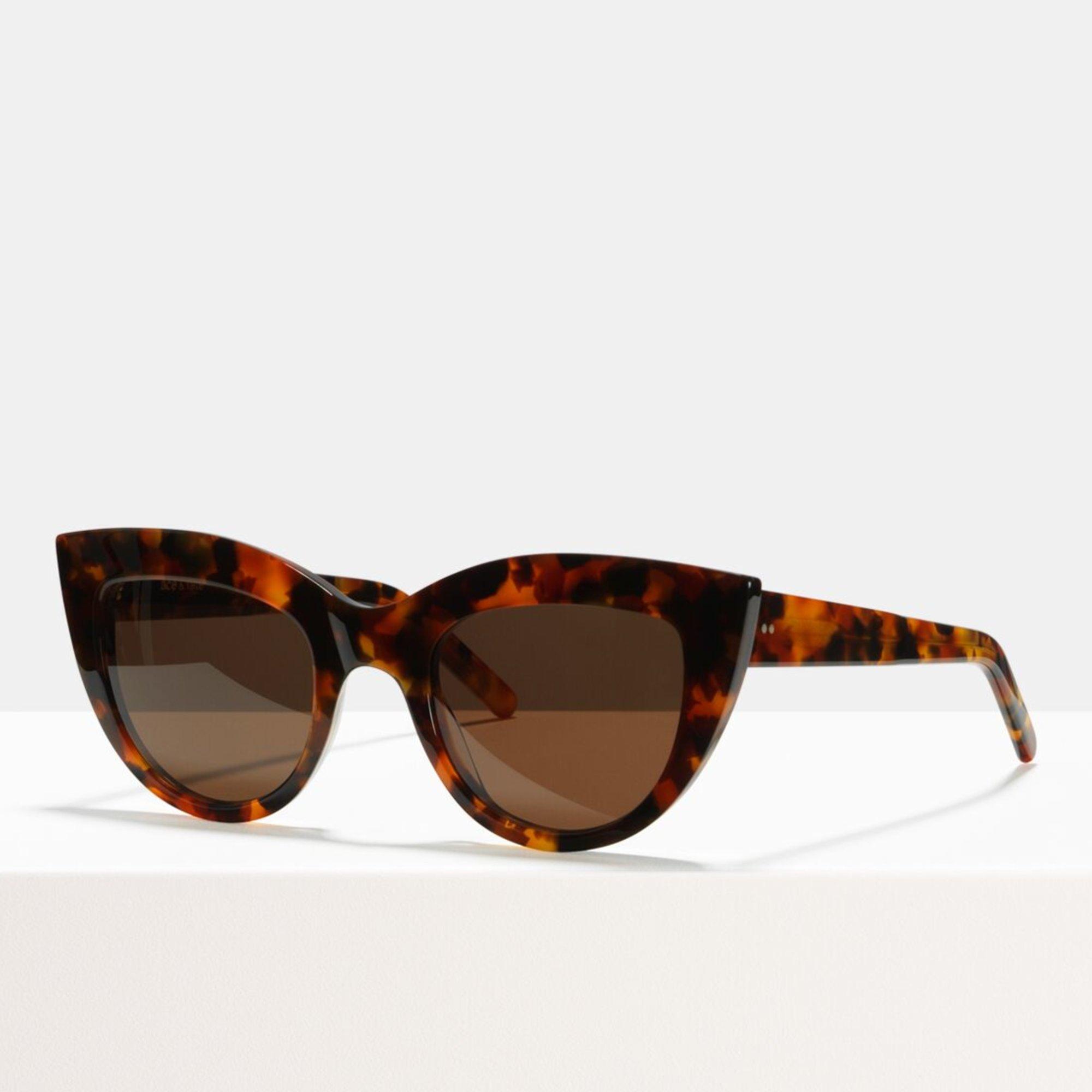 Ace & Tate Sunglasses |  acetate in Brown, Orange