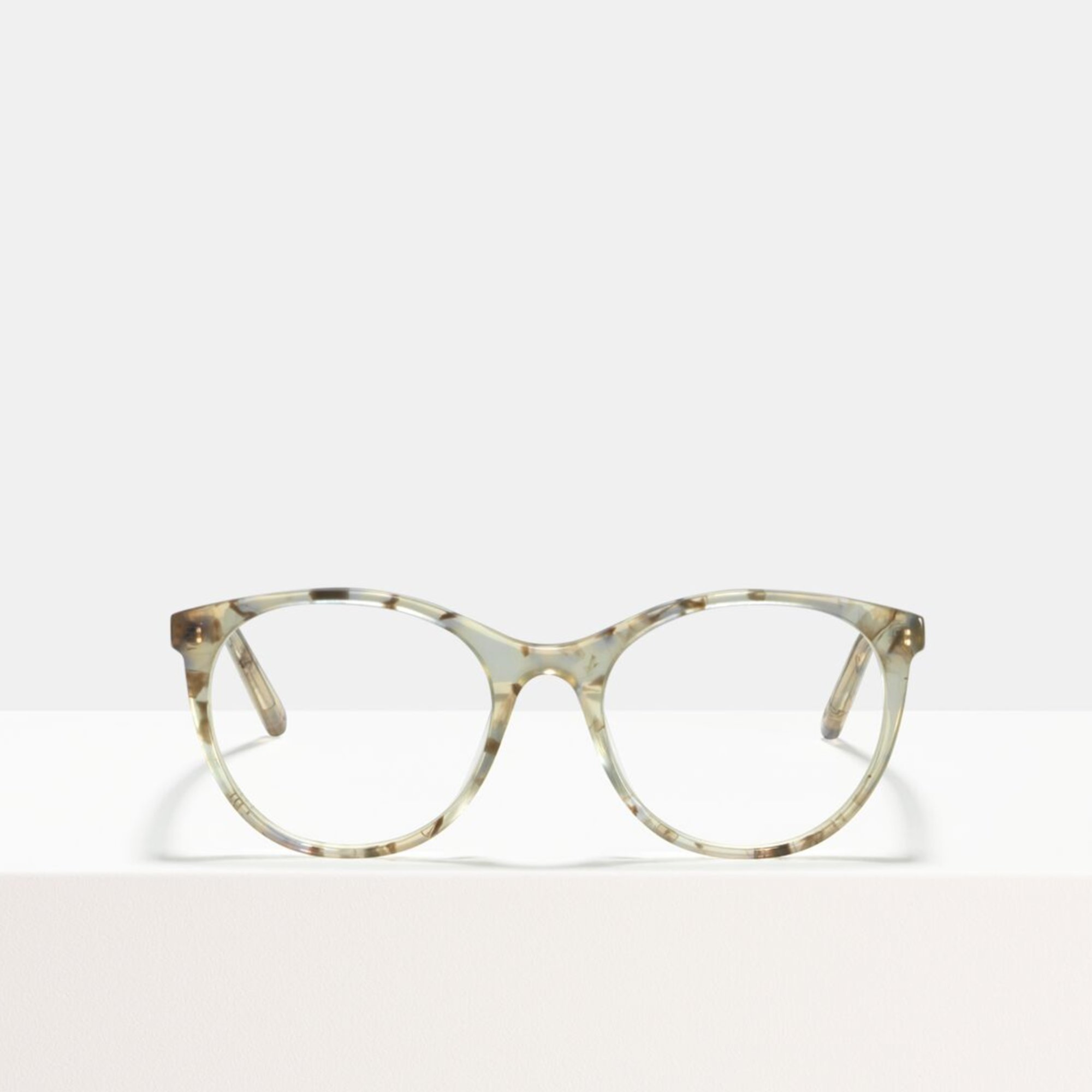 Ace & Tate Glasses |  acetate in Grey, Brown, White